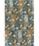 RugStudio presents Surya Peerpressure Psr-7000 Teal Hand-Tufted, Good Quality Area Rug