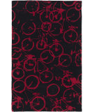 RugStudio presents Surya Peerpressure Psr-7004 Cherry Hand-Tufted, Good Quality Area Rug