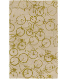 RugStudio presents Surya Peerpressure Psr-7005 Gold Hand-Tufted, Good Quality Area Rug