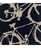 RugStudio presents Surya Peerpressure Psr-7006 Black Hand-Tufted, Good Quality Area Rug