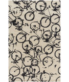 RugStudio presents Surya Peerpressure Psr-7007 Black Hand-Tufted, Good Quality Area Rug