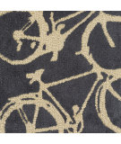 RugStudio presents Surya Peerpressure Psr-7010 Charcoal Hand-Tufted, Good Quality Area Rug