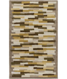RugStudio presents Surya Peerpressure Psr-7017 Gold Hand-Tufted, Good Quality Area Rug