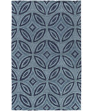 RugStudio presents Surya Perspective Psv-40 Teal Area Rug