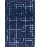RugStudio presents Surya Pursuit Put-6004 Navy Hand-Tufted, Good Quality Area Rug