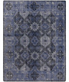 RugStudio presents Surya Pazar Pzr-6000 Navy Hand-Knotted, Good Quality Area Rug