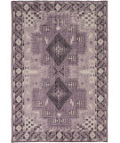 RugStudio presents Surya Pazar Pzr-6002 Eggplant Hand-Knotted, Good Quality Area Rug