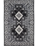 RugStudio presents Surya Pazar Pzr-6004 Gray Hand-Knotted, Good Quality Area Rug