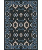RugStudio presents Surya Pazar Pzr-6008 Sky Blue Hand-Knotted, Good Quality Area Rug