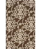 RugStudio presents Surya Rain RAI-1105 Coffee Bean Hand-Hooked Area Rug
