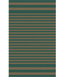RugStudio presents Surya Rain RAI-1154 Green Hand-Hooked Area Rug
