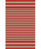 RugStudio presents Surya Rain RAI-1157 Red / Green Hand-Hooked Area Rug