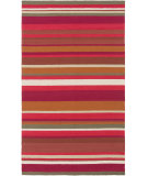 RugStudio presents Surya Rain Rai-1209 Cherry Hand-Hooked Area Rug