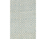 RugStudio presents Rugstudio Sample Sale 74260R Slate Blue Woven Area Rug