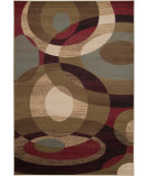 RugStudio presents Surya Riley RLY-5007 Light Pear Machine Woven, Better Quality Area Rug