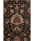 RugStudio presents Surya Riley RLY-5018 Jet Black Machine Woven, Better Quality Area Rug