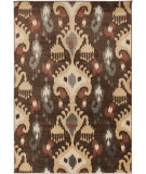 RugStudio presents Surya Riley RLY-5027 Sepia Machine Woven, Better Quality Area Rug