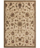RugStudio presents Surya Riley RLY-5033 Neutral / Green / Violet (purple) Area Rug