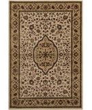RugStudio presents Surya Riley RLY-5035 Neutral / Red / Green Machine Woven, Better Quality Area Rug