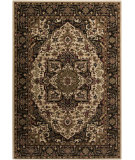 RugStudio presents Surya Riley RLY-5038 Black Machine Woven, Better Quality Area Rug