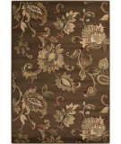 RugStudio presents Surya Riley RLY-5044 Chocolate Machine Woven, Better Quality Area Rug