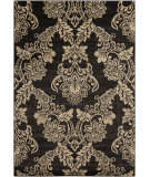 RugStudio presents Surya Riley RLY-5045 Black Machine Woven, Better Quality Area Rug