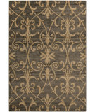 RugStudio presents Surya Riley RLY-5048 Green / Yellow Machine Woven, Better Quality Area Rug