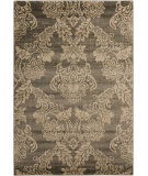 RugStudio presents Surya Riley RLY-5049 Neutral / Green Area Rug