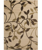 RugStudio presents Surya Riley RLY-5050 Neutral / Green Machine Woven, Better Quality Area Rug