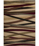 RugStudio presents Surya Riley RLY-5058 Yellow / Green / Neutral / Red Machine Woven, Better Quality Area Rug