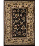 RugStudio presents Surya Riley RLY-5059 Black Machine Woven, Better Quality Area Rug