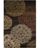 RugStudio presents Surya Riley RLY-5061 Neutral / Green / Red Area Rug