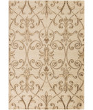 RugStudio presents Surya Riley RLY-5065 Beige Machine Woven, Better Quality Area Rug