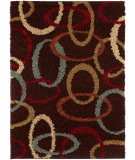 RugStudio presents Rugstudio Sample Sale 73467R Espresso Area Rug