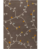 RugStudio presents Surya Scion SCI-13 Pewter Hand-Tufted, Good Quality Area Rug