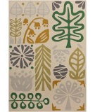 RugStudio presents Surya Scion SCI-19 Deep Sea Green Hand-Tufted, Good Quality Area Rug