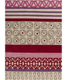 RugStudio presents Surya Scion SCI-21 Venetian Red Hand-Tufted, Good Quality Area Rug