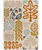 RugStudio presents Surya Scion SCI-22 Pewter Hand-Tufted, Good Quality Area Rug