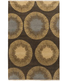 RugStudio presents Surya Scarlet SCL-1000 Neutral / Green Hand-Knotted, Good Quality Area Rug