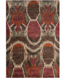 RugStudio presents Surya Scarborough SCR-5130 Venetian Red Woven Area Rug