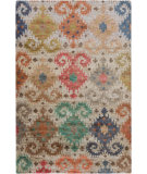 RugStudio presents Surya Scarborough Scr-5146 Rust Sisal/Seagrass/Jute Area Rug