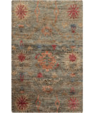 RugStudio presents Surya Scarborough Scr-5147 Charcoal Sisal/Seagrass/Jute Area Rug
