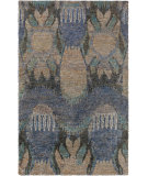 RugStudio presents Surya Scarborough Scr-5148 Cobalt Sisal/Seagrass/Jute Area Rug