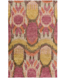 RugStudio presents Surya Scarborough Scr-5149 Burnt Orange Sisal/Seagrass/Jute Area Rug