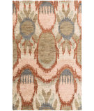RugStudio presents Surya Scarborough Scr-5150 Cherry Sisal/Seagrass/Jute Area Rug