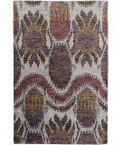 RugStudio presents Surya Scarborough Scr-5152 Eggplant Sisal/Seagrass/Jute Area Rug