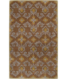 RugStudio presents Rugstudio Sample Sale 17219R Brown Slate Hand-Tufted, Good Quality Area Rug