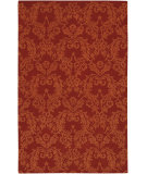 RugStudio presents Surya Sea SEA-127 Red Orange Red Hand-Tufted, Good Quality Area Rug