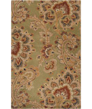 RugStudio presents Surya Sea Sea-147 Avocado Hand-Tufted, Good Quality Area Rug