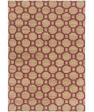 RugStudio presents Surya Seaport Set-3005 Magenta Woven Area Rug